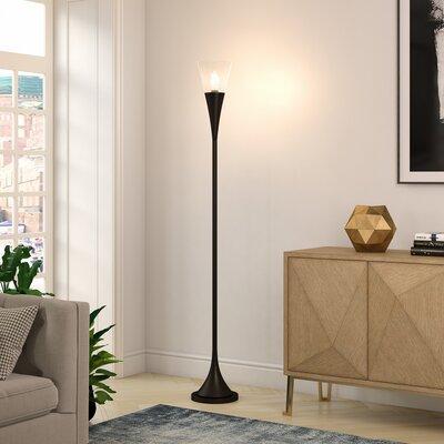 Torchiere Floor Lamps You Ll Love In 2020 Wayfair