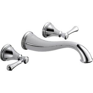 Cassidyu2122 Bathroom Faucet Trim Double Handle