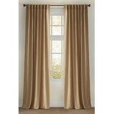 Luxury Semi Sheer Curtains Drapes Perigold