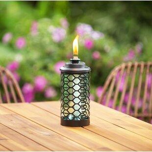 TIKI Brand Honeycomb Garden Torch (Set of 2)