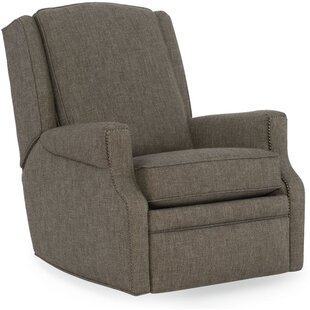 Lewis Power Swivel Glider Recliner