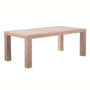Farallon Weathered Teak Dining Table by R..