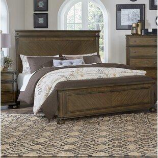 Malik Panel Bed