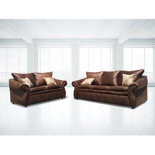 Hessville 2 Piece Living Room Set