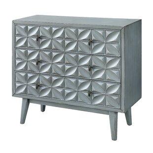 Malcom 3 Drawer Standard Dresser