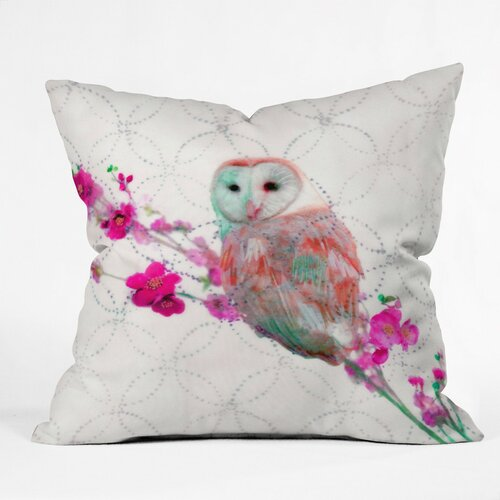 16 x 16 Deny Designs Hadley Hutton Floral Tribe Collection 6 Outdoor Throw Pillow
