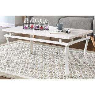 Fancher Coffee Table Ivy Bronx