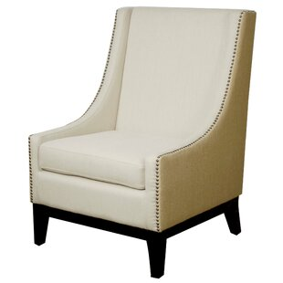 Charlena Wingback Chair by Gracie Oaks