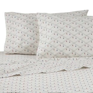 Ski Lift Diamond 100% Cotton Sheet Set
