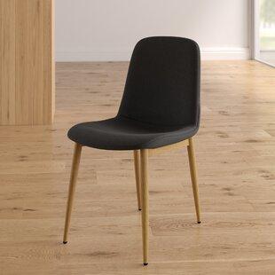 chaise rembourre romeo ensemble de 4 - Chaise Scandinave Rembourree