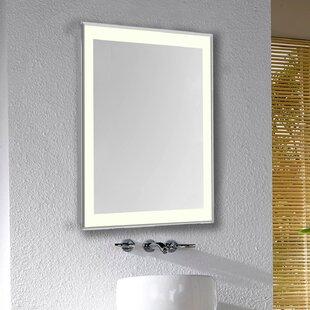 Latitude Run Audio Edge Bathroom/Vanity Mirror