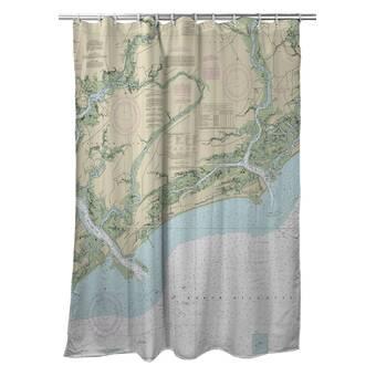 Manual Woodworkers & Weavers Shower Curtain London SE1 Bath Home ...