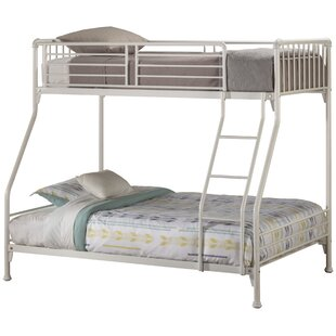 Shop For McTee Twin Over Full Standard Bunk Bed ByMack & Milo