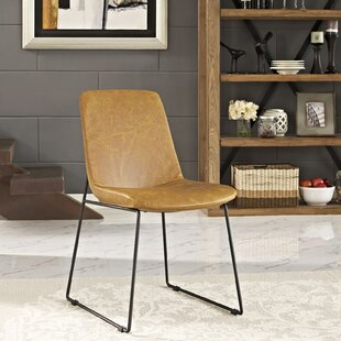 Invite Dining Vinyl Side Chair