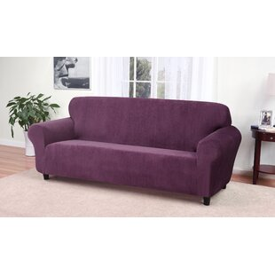 Day Break Box Cushion Sofa Slipcover