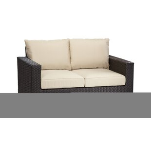 Aramingo Deep Seating Loveseat with Cushions