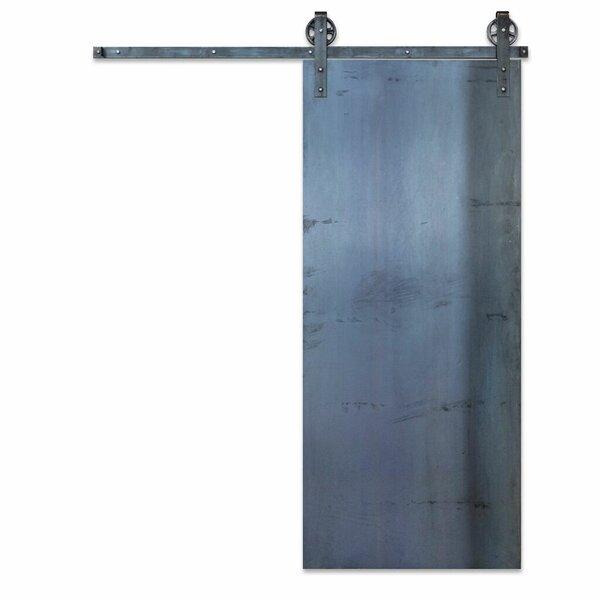 Industrial Sliding Door | Wayfair