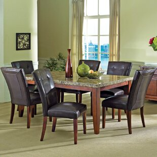 Lawhon Dining Table Millwood Pines