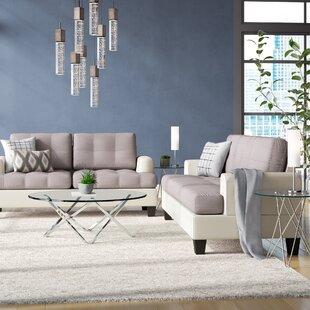 Wokingham 2 Piece Living Room Set by Ebern Designs