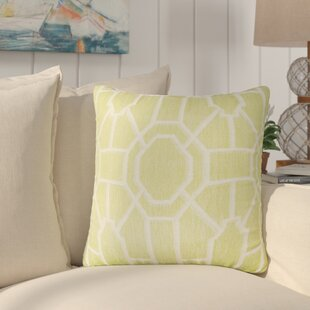 Daigre 100% Cotton Throw Pillow