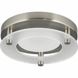 Bolger 1-Light Flush Mount