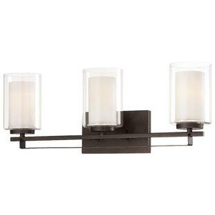 Mercury Row Bensenville 3-Light Vanity Light