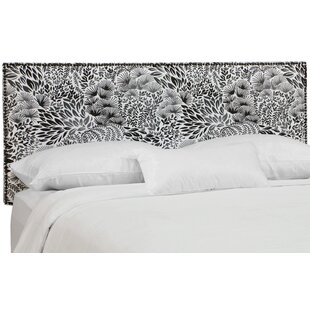 Top Reviews Bowersox  Upholstered Panel Headboard by Brayden Studio