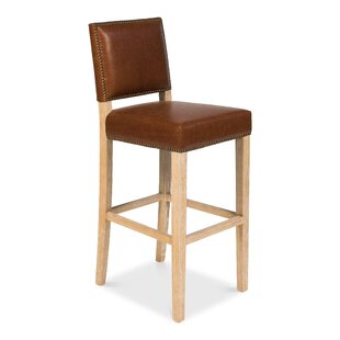 Kya 32 Bar Stool Millwood Pines