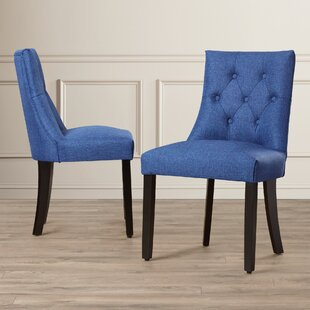 Ganley Side Chair (Set of 2) Alcott Hill