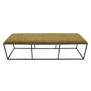 Foundry Select Chapel Metal Bedroom Bench