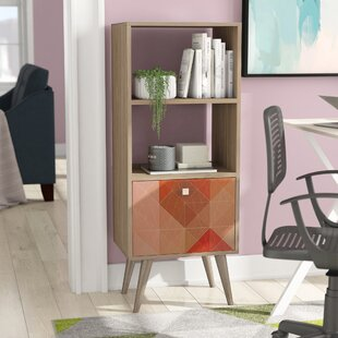 Where buy  Althea Standard Bookcase By Ebern Designs