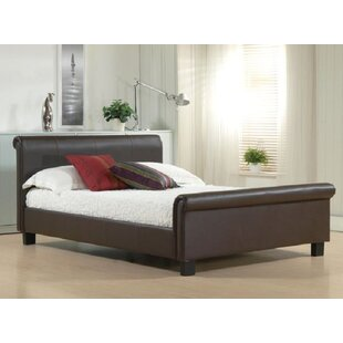 Upholstered Sleigh Bed By Rosalind Wheeler