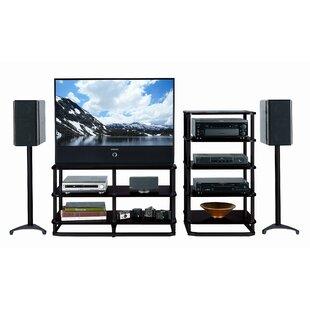 Adjustable Height Speaker Stand Set of 2
