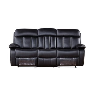 Bargain Dunbar Reclining Sofa by American Eagle International Trading Inc. Reviews (2019) & Buyer's Guide