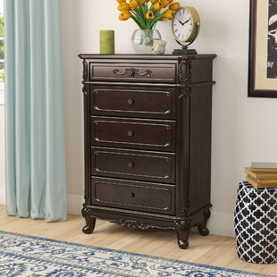 Baptist 5 Drawer Chest by Alcott Hill Herry Up
