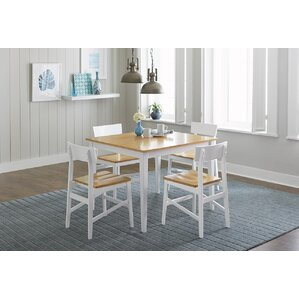 Finley 5 Piece Dining Set by Beachcrest Home