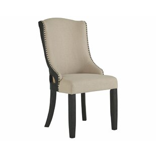 Gracie Oaks Jessamine Upholstered Dining Chair (Set of 2)
