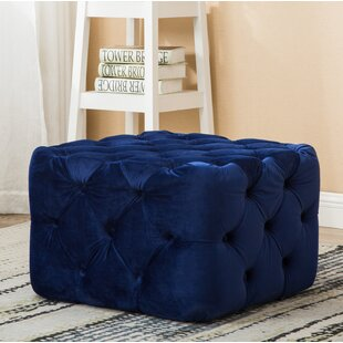 Bridges Square Tufted Cube..