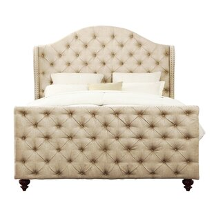 Tammera Upholstered Panel Bed