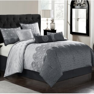 Kiki 7 Piece Comforter Set