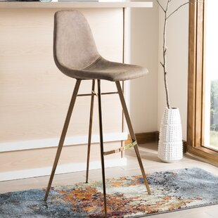 Compare Fromm 29 Bar Stool by Ivy Bronx