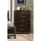 5 Drawer Chest by Latitude Run®