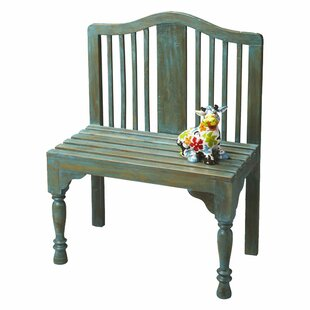 Ordonez Solid Wood Bench by One Allium Way