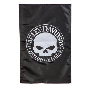 Harley-Davidson® 2-Sided Vertical Flag ByEvergreen Enterprises, Inc