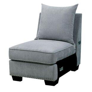Darby Home Co Amett Slipper Chair