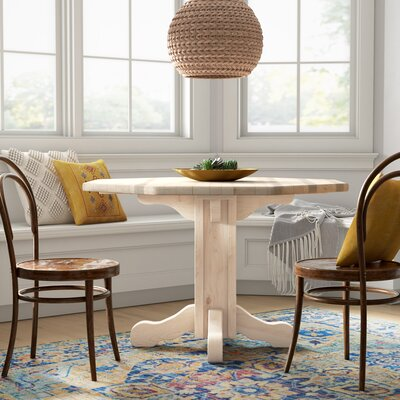 Loon Peak Abella Centre Pedestal Table
