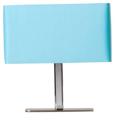 Orren Ellis Tinney 15 Table Lamp Shade Color: Blue