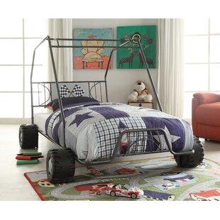 Mattapoisett Twin Platform Bed by Zoomie Kids