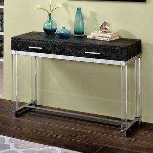 Everly Quinn Fugate Console Table