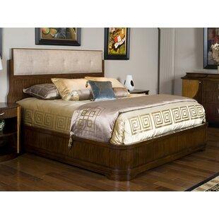 Eastern Legends Boulevard King Upholstered Panel Bed